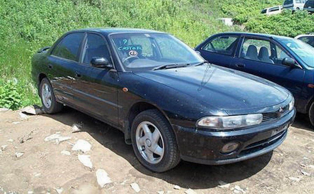 Mitsubishi Galant E5 Type 1992 Auto Vl Ru Mitsubishi