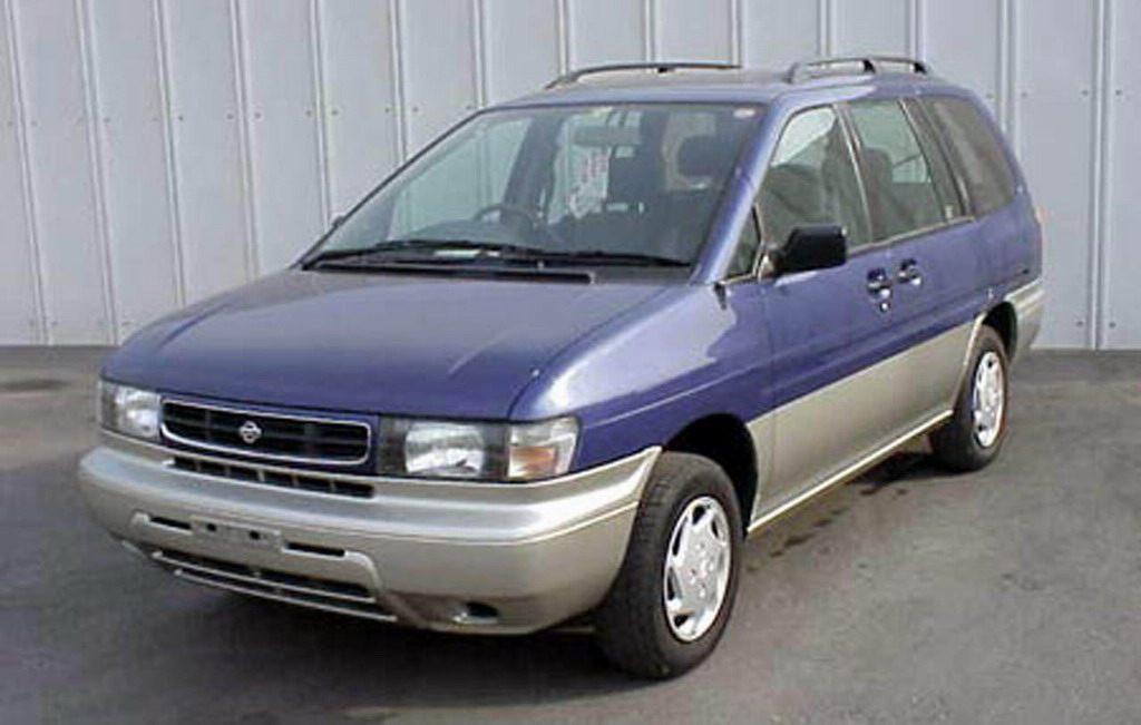 Nissan prairie, 1995