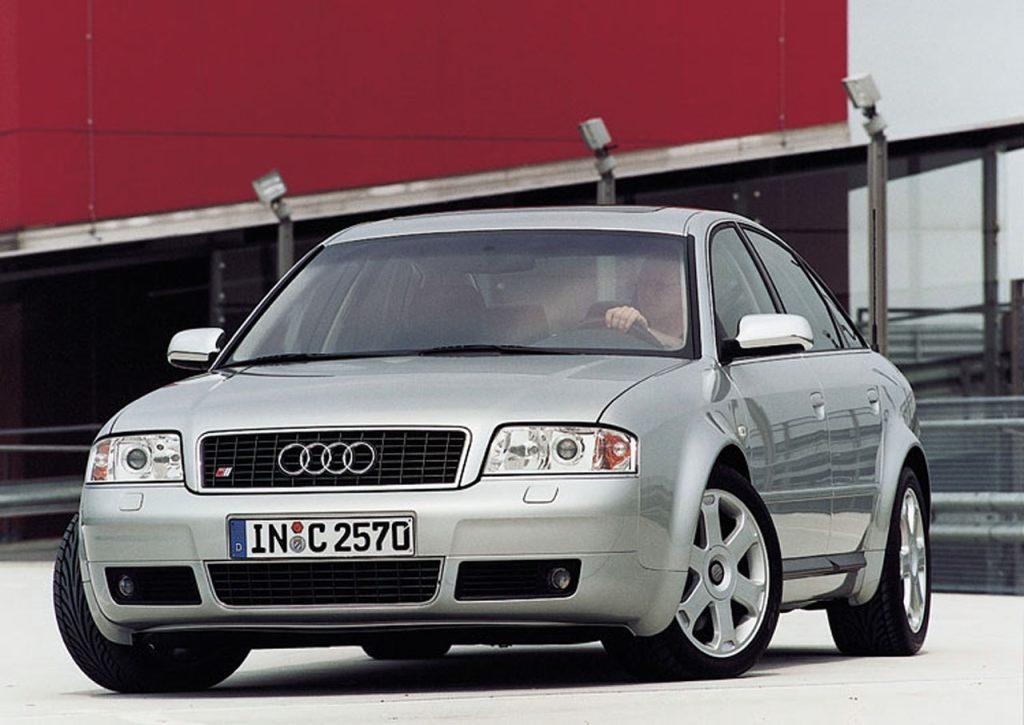 Audi S6 1999 Audi A6 Audi A6 Quattro Audi A6
