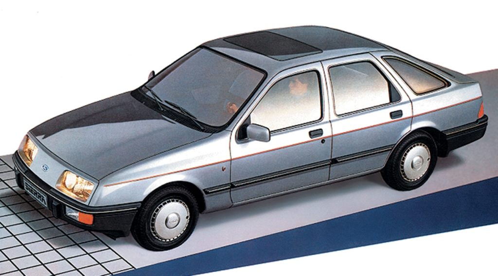 ford sierra  related infomationspecifications weili automotive network