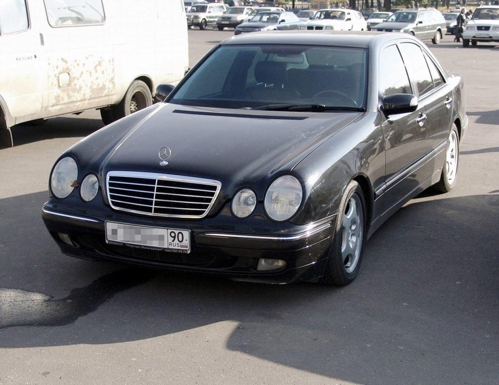 Mercedes benz e class w210 1999 mercedes benz for 1999 mercedes benz e320 4matic