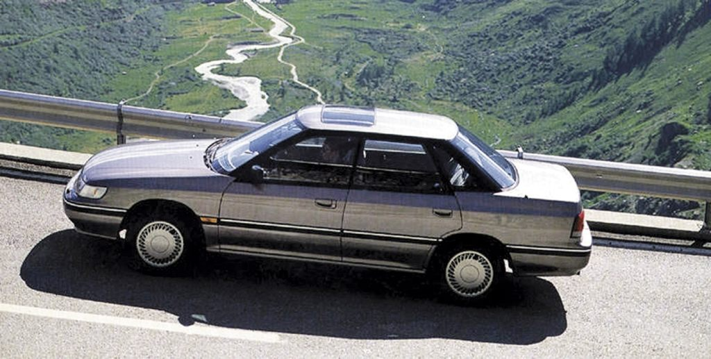 Subaru Legacy BJ-type (1990 .) - Suzuki Vitara / Suzuki Grand Vitara / Suzuki Vitara Cabrio ...