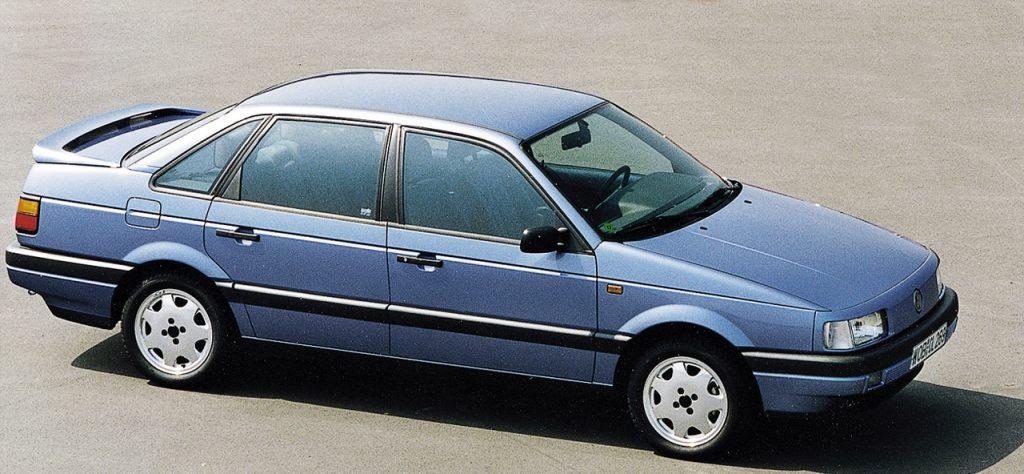 Volkswagen Passat B3 (1988 .) - Volkswagen Polo / Volkswagen Polo ... Volkswagen Passat