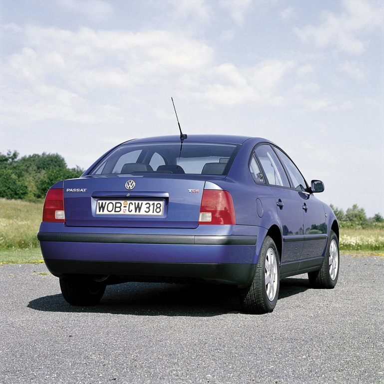 1997 Volkswagen Polo Variant. Volkswagen Polo Variant