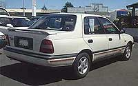 Nissan Pulsar N14-type, 1990 год