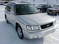 Subaru Forester SF-type, 1997 год