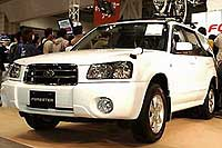Subaru Forester SG-type, 2002 год