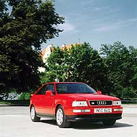 Купе Audi Coupe RS2 (1993 г.)