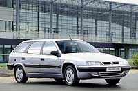 Универсал Citroёn Xantia Break после рестайлинга (1999 г.)