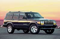 Jeep Cherokee Limited (2000 г.)