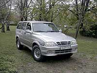 Daewoo Musso (1999 г.)